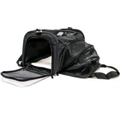 Extending Carrier Travel Bag - pawsandtails.pet