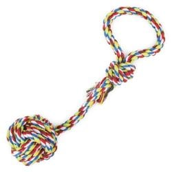 Rope Tug Ball - pawsandtails.pet
