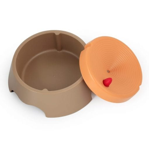Water Bowl For Home Or Travel - pawsandtails.pet