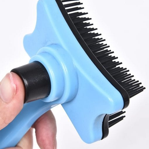 Grooming Brush - pawsandtails.pet