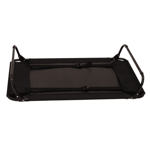 Elevated Dog Bed with Raised Sides - pawsandtails.pet