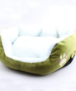 Colourful Soft and Simple Pet Bed - pawsandtails.pet